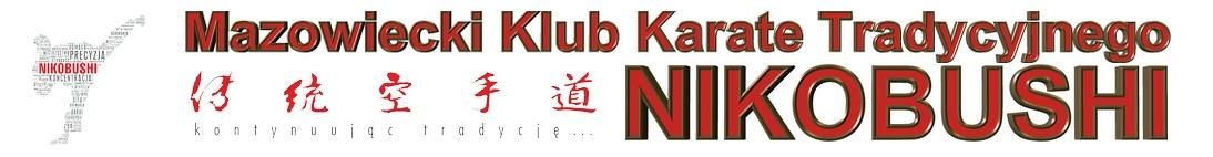 Mazowiecki Klub Karate Tradycyjnego Nikobushi