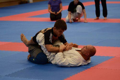 Samoobrona w Oparciu o Techniki Tradycyjnego Karate-do, 24-26 listopada Stara Wieś