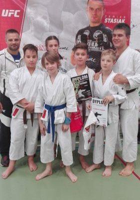 Turniej o Puchar Burmistrza Konstantynowa Łódzkiego w Karate Tradycyjnym-28.10.2017