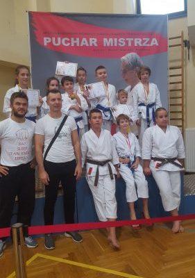 """5 Medali Wywalczyli Nasi Karatecy Na """"Pucharze Mistrza"""" We Wrocławiu!!!"""