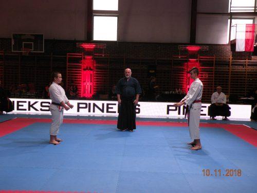 XVI Puchar Polski w Kumite Drużynowym Mazovia Karate Cup ORLEN 2018,10.11.2018-Relacja