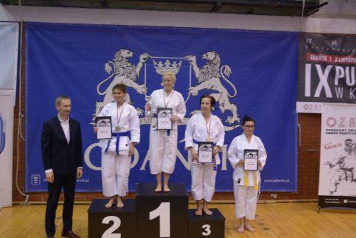 7 Medali Dla Karateków MKKT Nikobushi W IX Pucharze Pomorza!!! 3.11.2018,Gdańsk