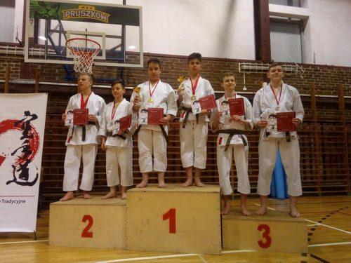 II Puchar Mazowsza w Karate Tradycyjnym 03 marca 2019 Pruszków-Relacja