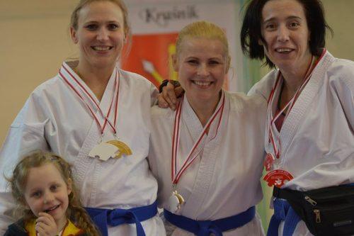 Otwarta Wojewódzka Liga w Karate Tradycyjnym 13.04.2019 Kraśnik-Relacja