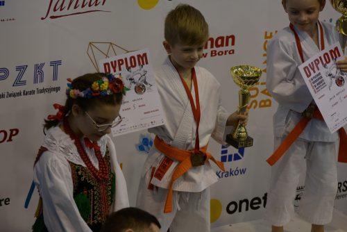 IV Puchar Krakowa w Karate Tradycyjnym 30.03.2019-Relacja