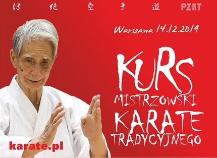 Kurs Mistrzowski PZKT 2019, 14.12.2019-Warszawa