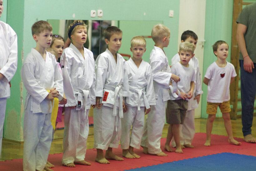 Egzaminy karate 2020 – Warszawa i Grodzisk Mazowiecki