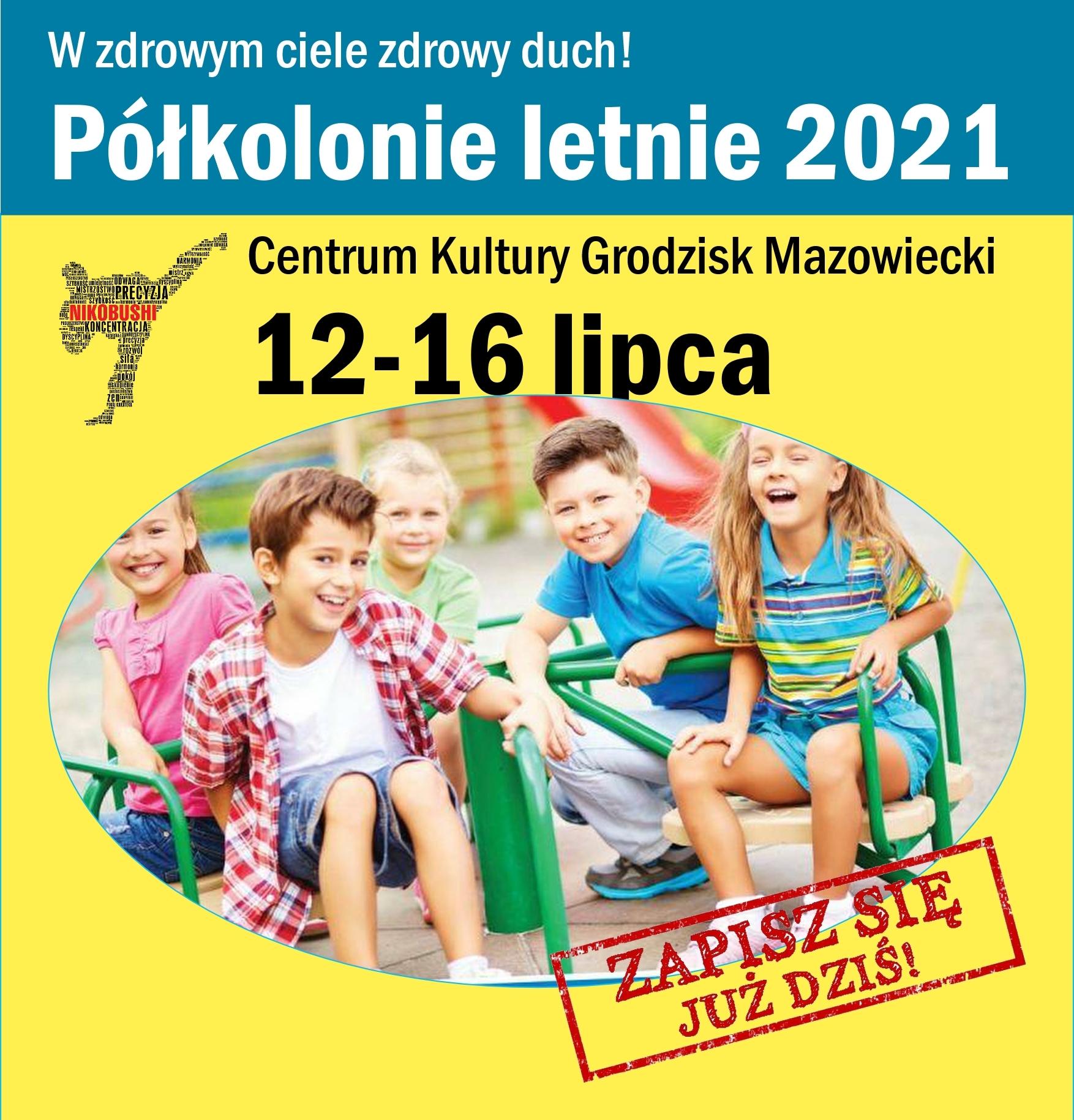 Półkolonie 2021