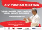 XIV Puchar Mistrza – Ogólnopolski Turniej Karate Tradycyjnego 2021