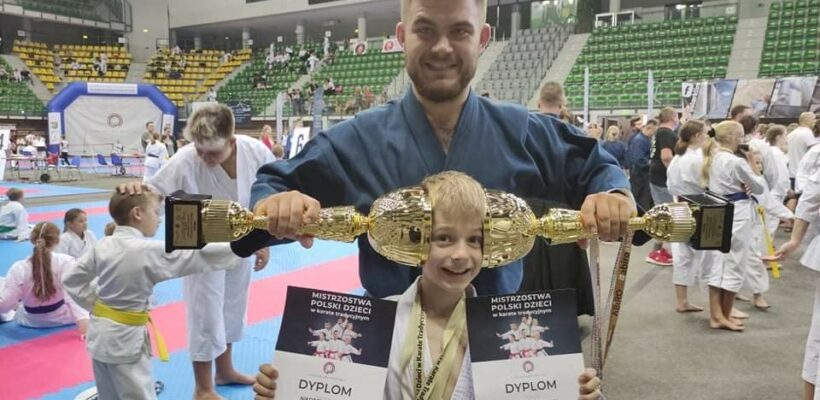 Mistrzostwa Polski Dzieci w Karate Tradycyjnym, 11.09.2021, Zielona Góra